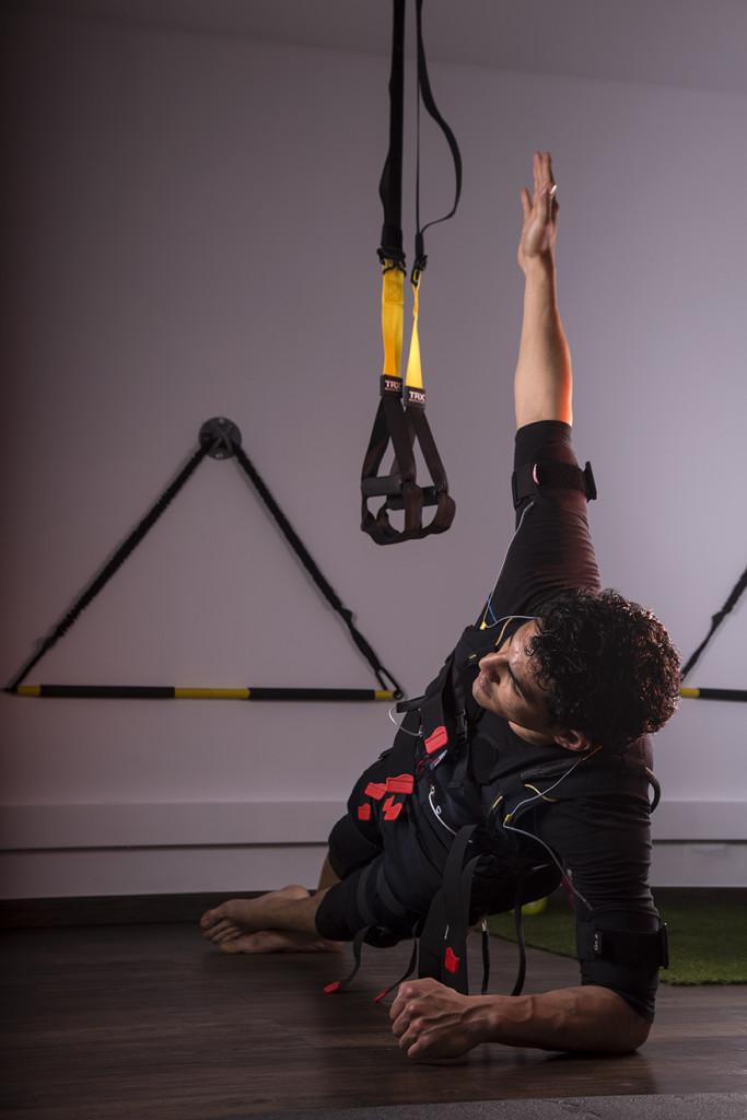 Re-activación Programa de electroestimulación en In ime BCN Fitness