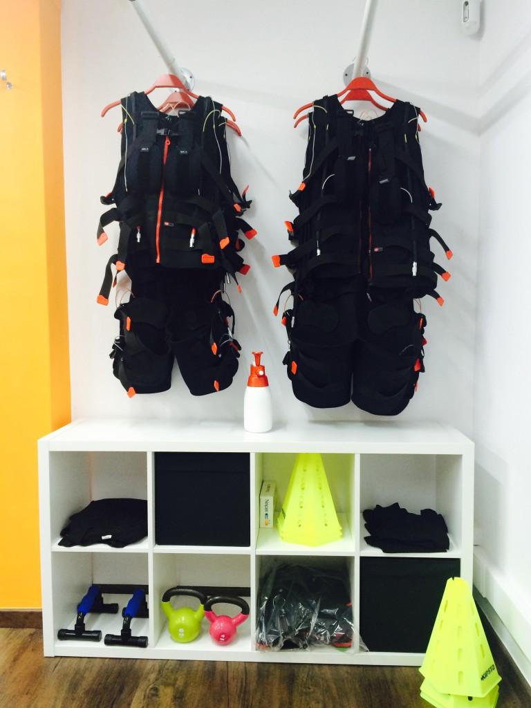 Chalecos In Time BCN Fitness Electroestimulación en Barcelona