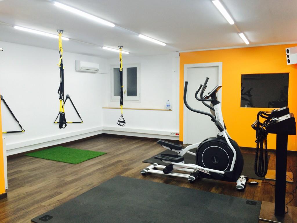 Sala In Time BCN Fitness Electroestimulación en Barcelona