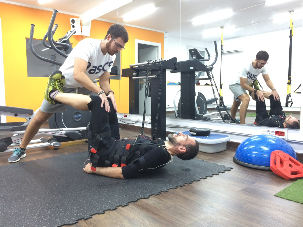 programa para rehabilitacion de lesiones In Time BCN